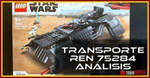 LEGO Transporte de los Caballeros de Ren 75284