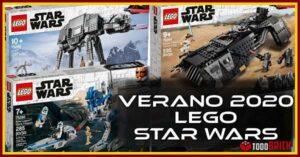 Lo mejor de LEGO Star Wars 2020 este verano