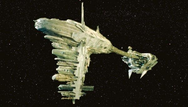 Nebulon B escort frigate LEGO UCS