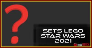 Sets LEGO Star Wars 2021