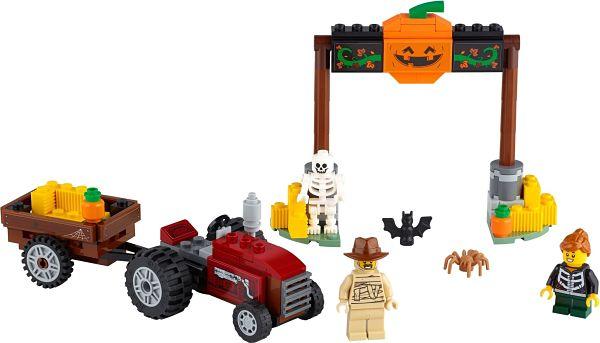 40423 Paseo en carro por Halloween de LEGO