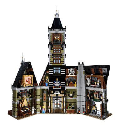 Casa Encantada de la Feria 10273 LEGO Halloween