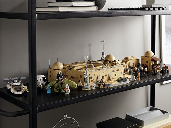 La Cantina de Mos Eisley es el mejor regalo de LEGO Star Wars para estas Navidades 2020