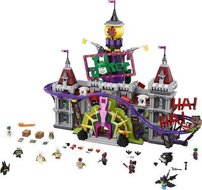 70922 Mansion del Joker