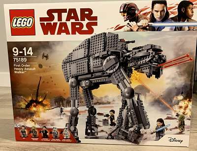 Set LEGO 75189