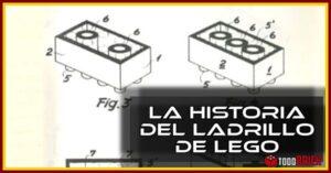 La verdadera historia del primer ladrillo de LEGO y su aniversario