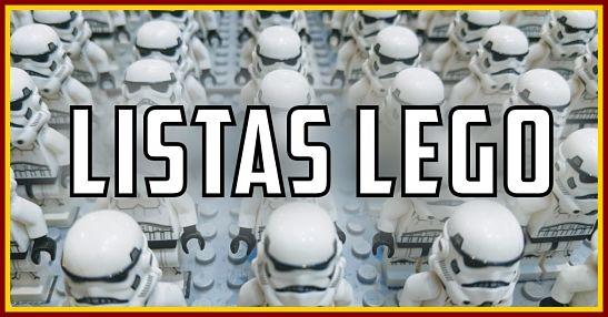 Listas y rankings LEGO