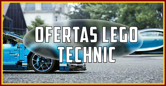 Ofertas LEGO Technic actualizadas en tiempo