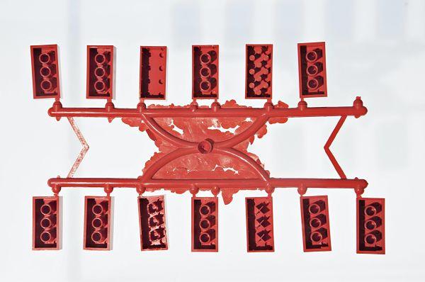 Primeros ladrillos de LEGO