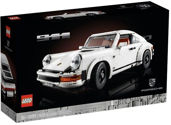 Caja del LEGO Creator Expert Porsche 911