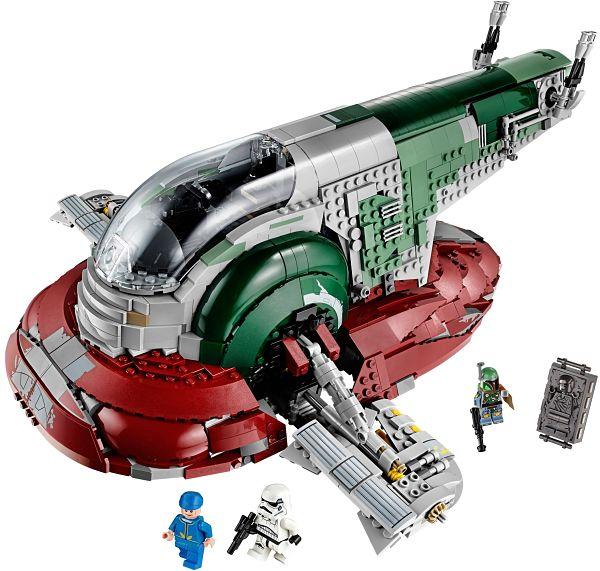 Esclavo I 75060 de LEGO