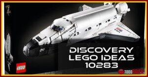 LEGO IDEAS 10283 Transbordador Espacial Discovery