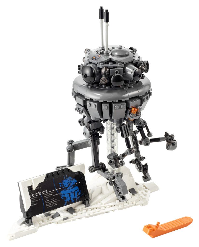 LEGO Star Wars 75306 Imperial Probe Droid
