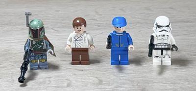Minifiguras del LEGO 75060 Boba Fett Esclavo 1