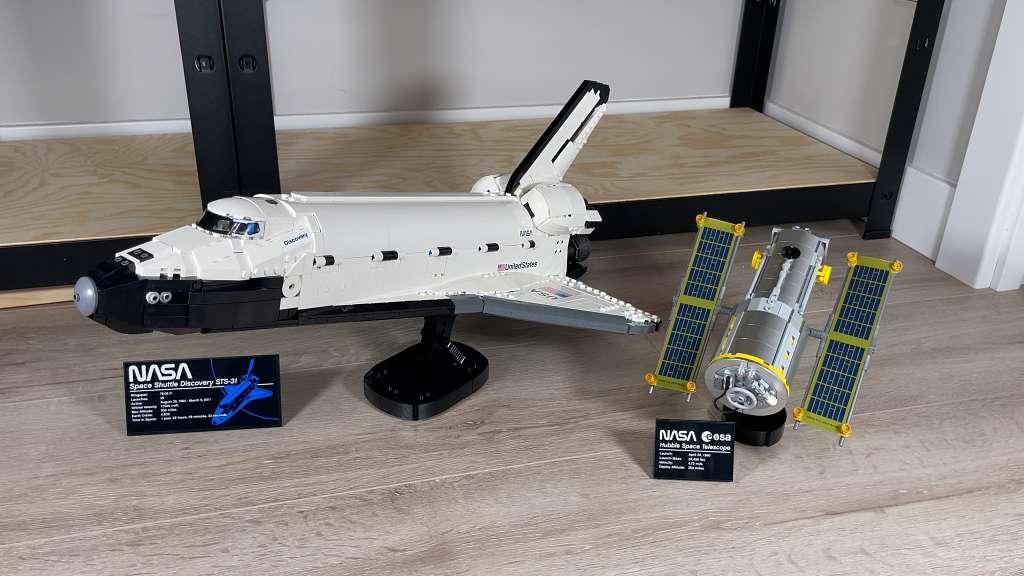 Set LEGO 10283 Creator Expert NASA