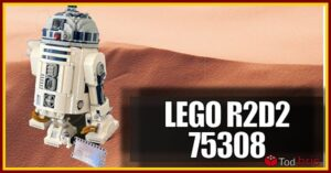 R2D2 LEGO Star Wars 75308