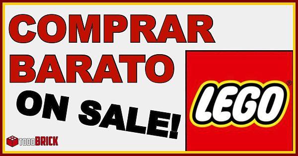 Como comprar LEGO barato