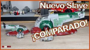 Cabecera REVIEW Slave 1 o Nave Estelar de Boba Fett de LEGO Star Wars 75312_opt