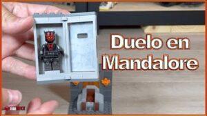 Duelo en Mandalore set 75310 LEGO Star Wars